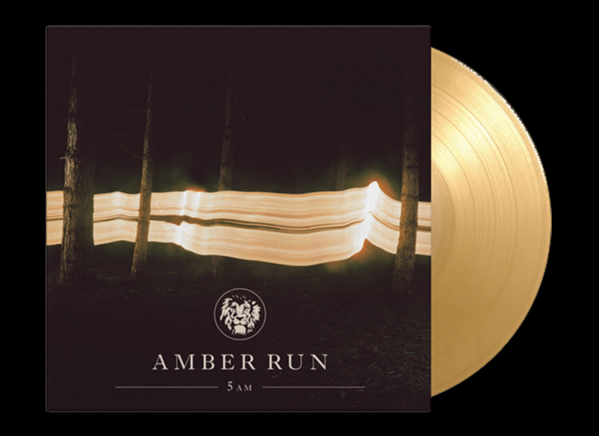 Amber Run Debut Album 5am