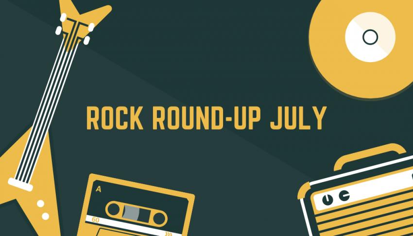Rock Round-Up July